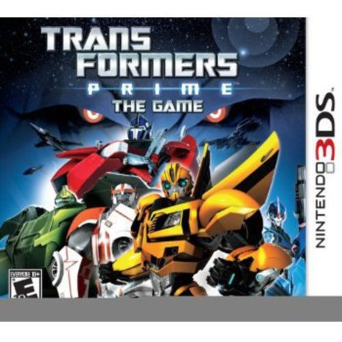 Transformers Prime: The Game (Nintendo 3DS)