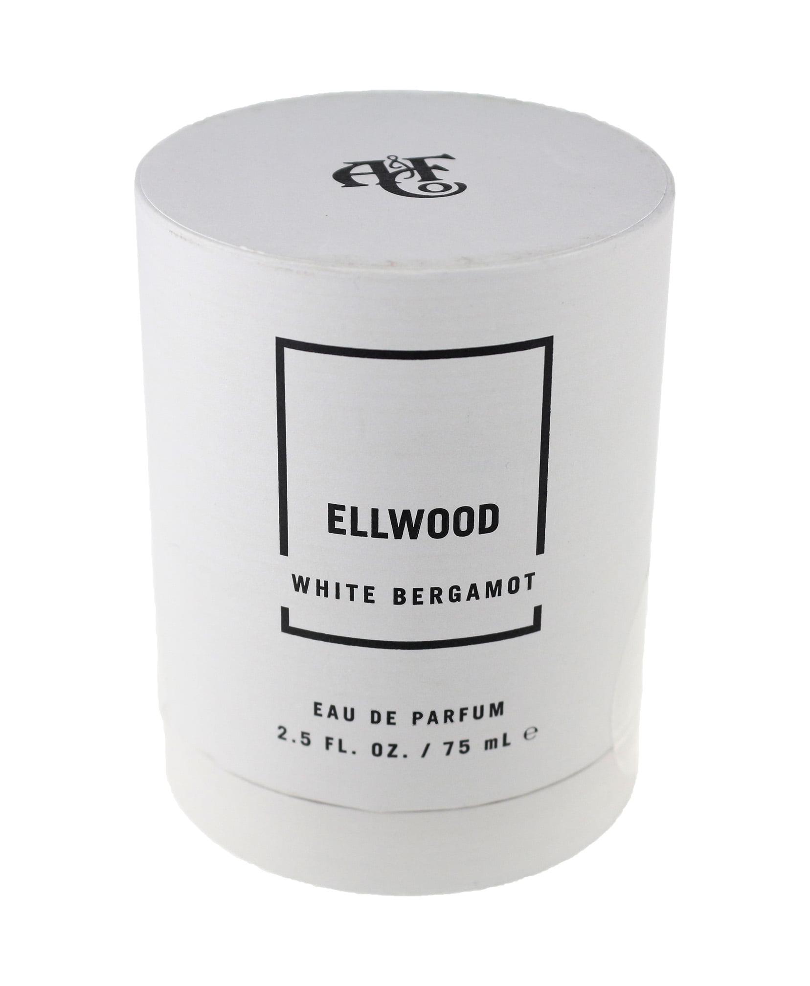 Abercrombie & Fitch Ellwood White Bergamot Eau De Parfum 2.5Oz/75ml ...