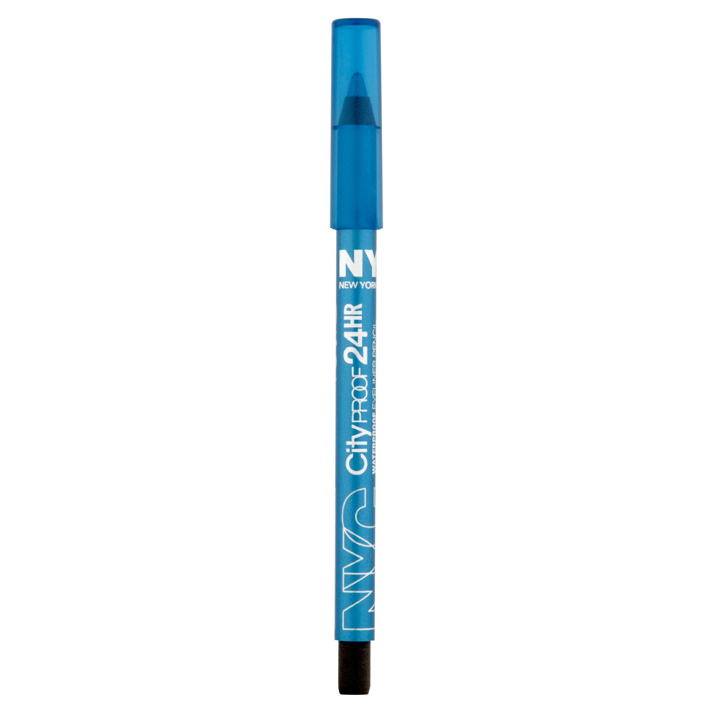 New York Color Proof 24 Hr 936A Sky High Waterproof Eyeliner Pencil, 0.042 oz
