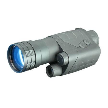 Bering Optics Polaris Gen1 Wide Angle Night Vision Monocular, 2.5 x