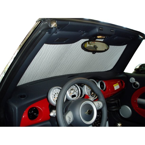 HeatShield, The Original Windshield Sun Shade, Custom-Fit