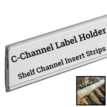 Stick on C Channel Insert Strip, 48