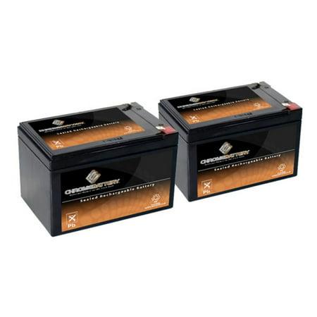 12V 15AH SLA Battery replaces cb12-12 np12-12 bp12-12 es12-12 ub12120 (2