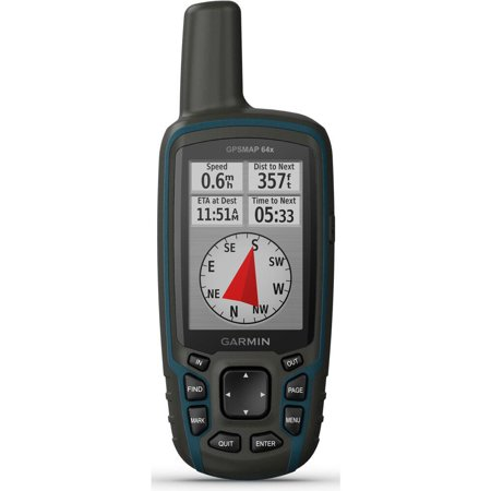 "2.6"" Handheld GPS with TopoActive maps thumbnail"