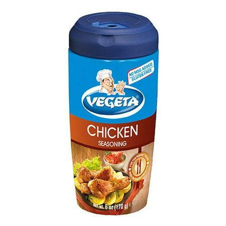 Vegeta, Seasoning Mix for Chicken, 6oz shaker