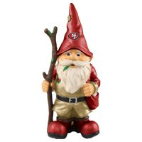 Forever Collectibles - Holding Stick Gnome, San Francisco 49ers