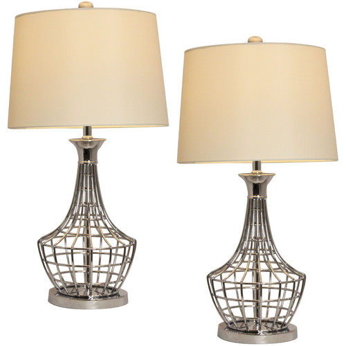 Urban Designs 30'' Table Lamp of 2) (Set of 2)