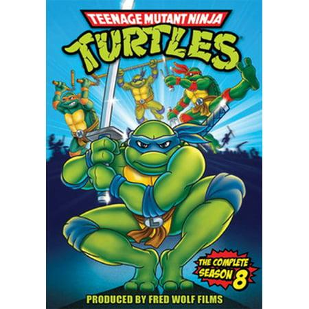Teenage Mutant Ninja Turtles: The Complete Season 8 - Sabrina The Teenage Witch Halloween Season 3