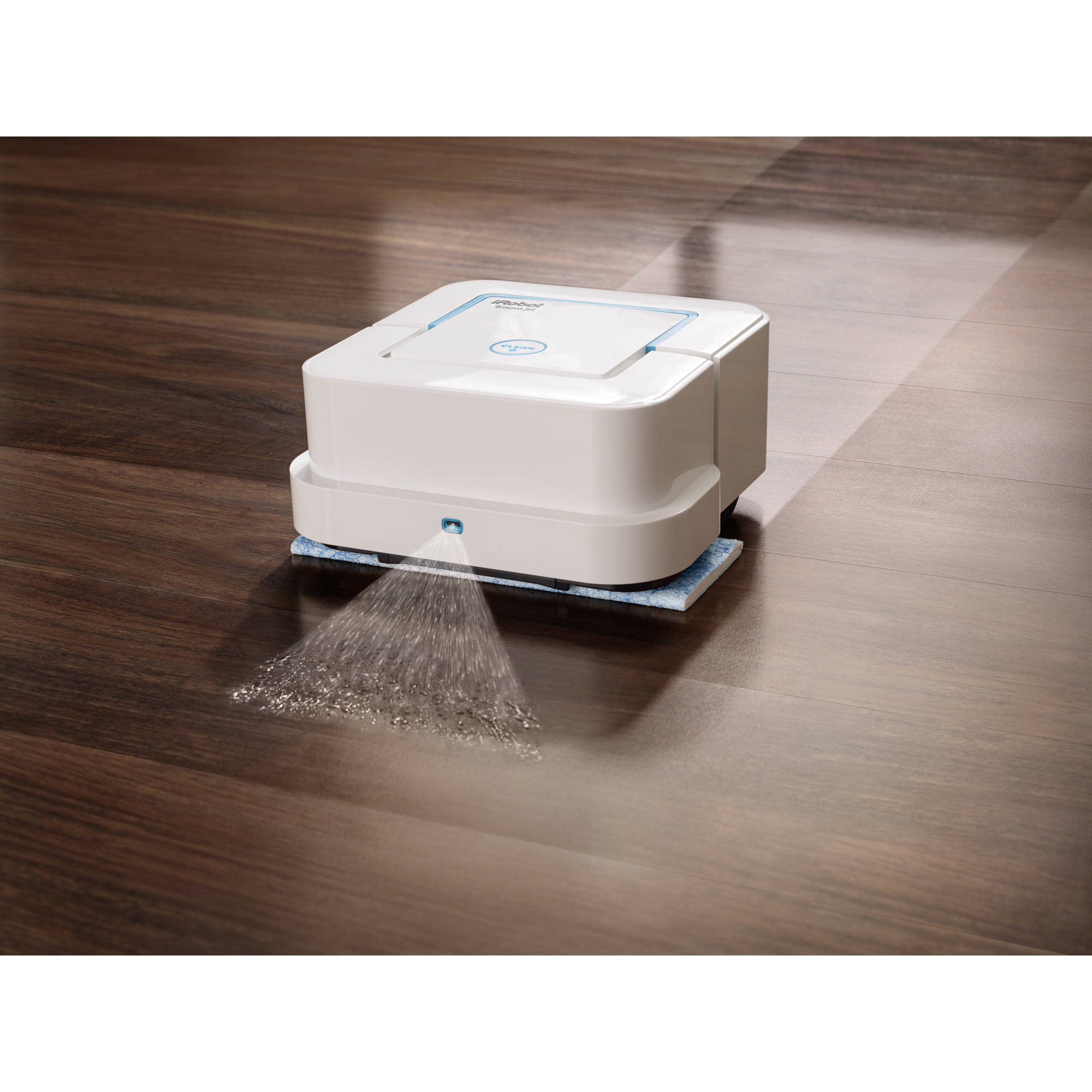 Irobot braava jet 245 mopping robot with manufacturers warranty extended battery life walmart com