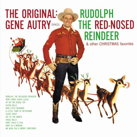 Rudolph the Red-Nosed Reindeer (Vinyl) (Limited (Rudolph The Red Nosed Reindeer Music Box)