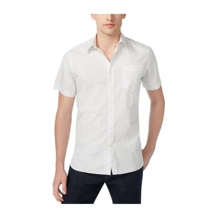 Barbour Mens Seaton Micro Paisley Button Up Shirt (Barbour Short)