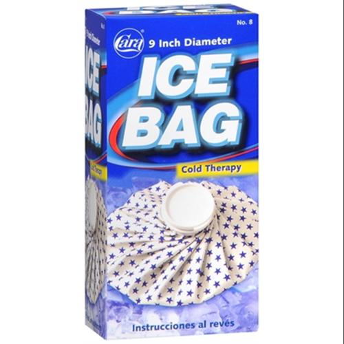 Cara Ice Bag 9 Inches No. 8 1 Each (Pack of 6)