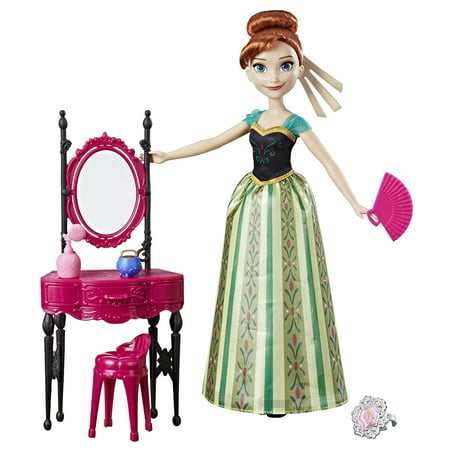 Disney Frozen Anna and Coronation Vanity