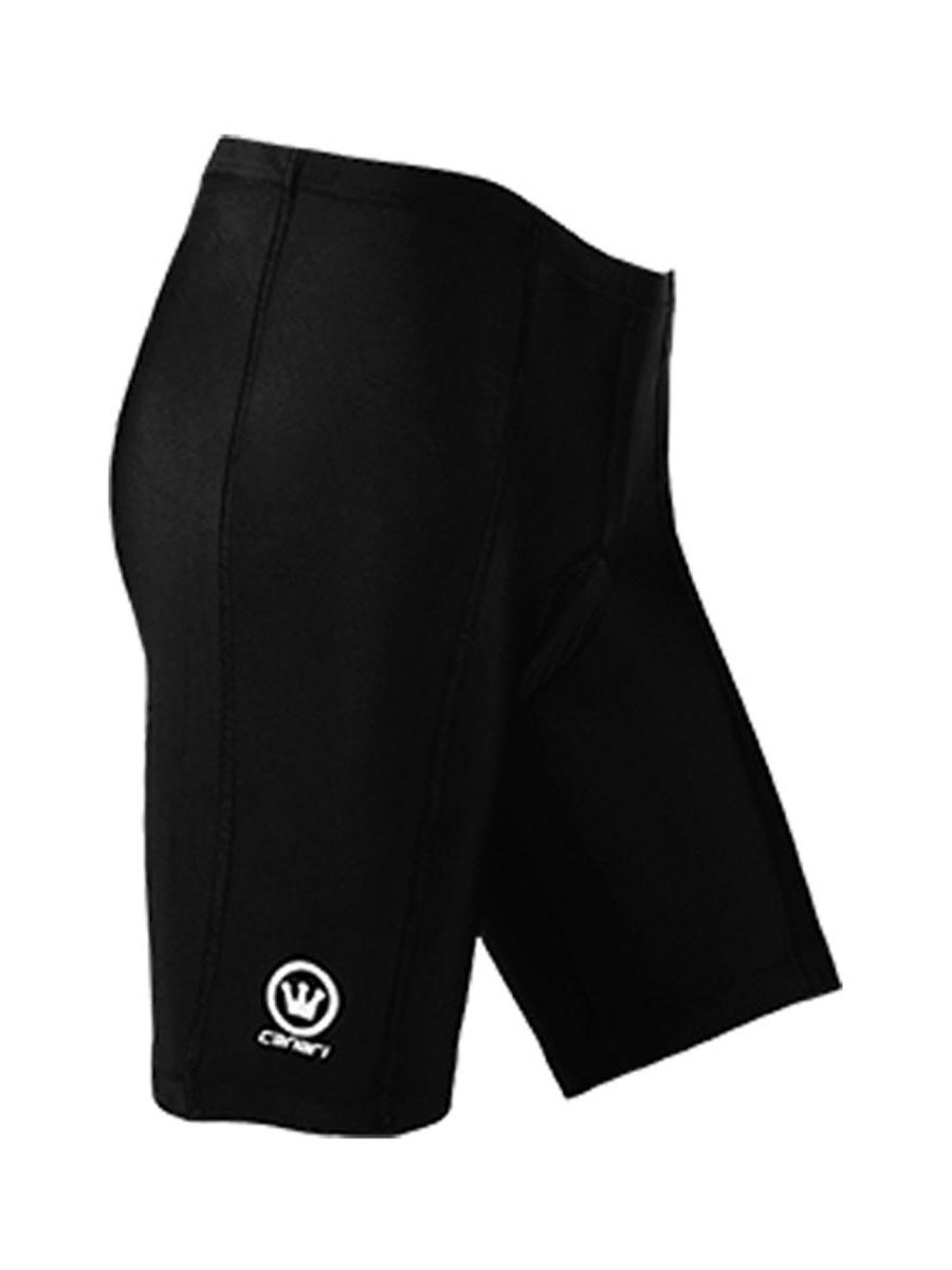 New Men/'s Canari Core Cycling Shorts Black