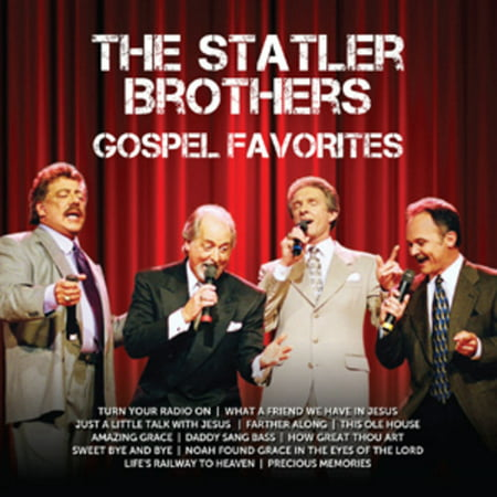 The Statler Brothers Gospel ICON (CD)