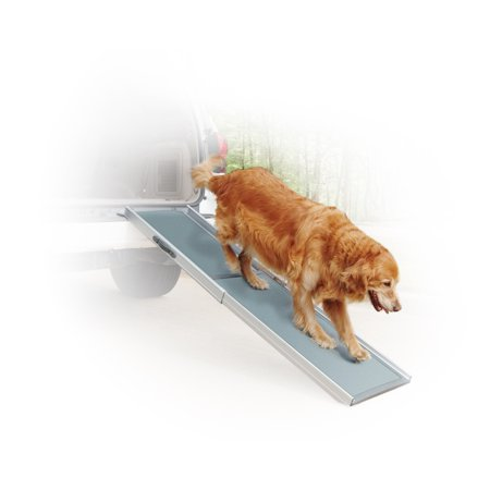Dog Travel Ramp - PetSafe Solvit Deluxe Telescoping Pet Ramp