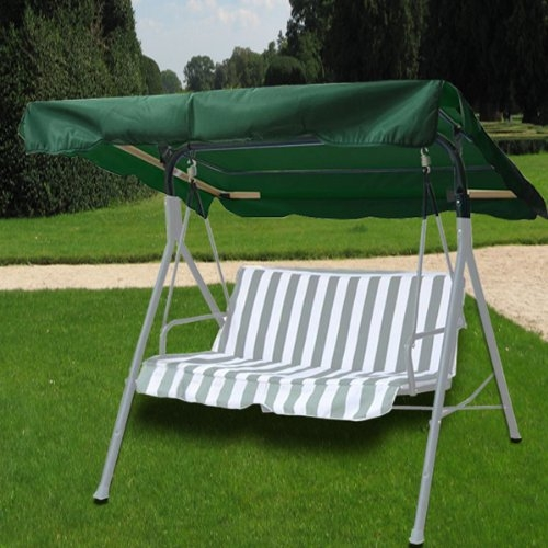 New MTN-G Deluxe Outdoor Swing Canopy Replacement Porch T...