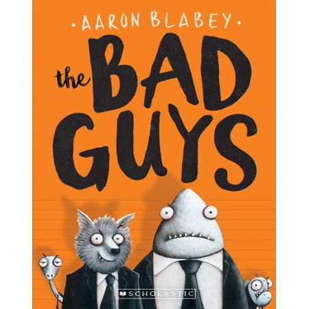 The Bad Guys (Paperback)](Comic Book Guy)