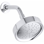 K-939-CP Purist 2.0 GPM Single-Function Showerhead with Katalyst Air-induction Spray Polished Chrome