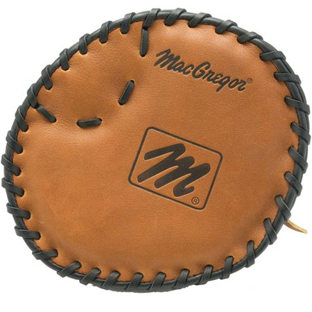 Nokona Leather Infield Glove (MacGregor Training, Infield Baseball Glove, Right Hand Throw)