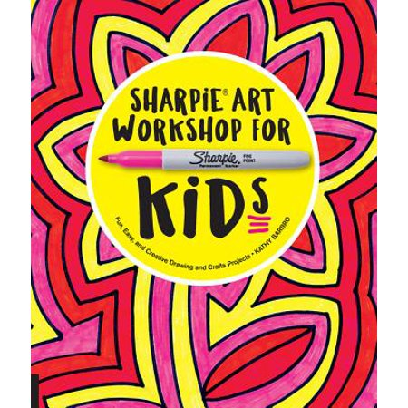 Sharpie Art Workshop for Kids : Fun, Easy, and Creative Drawing and Crafts Projects - Scary Arts And Crafts For Halloween