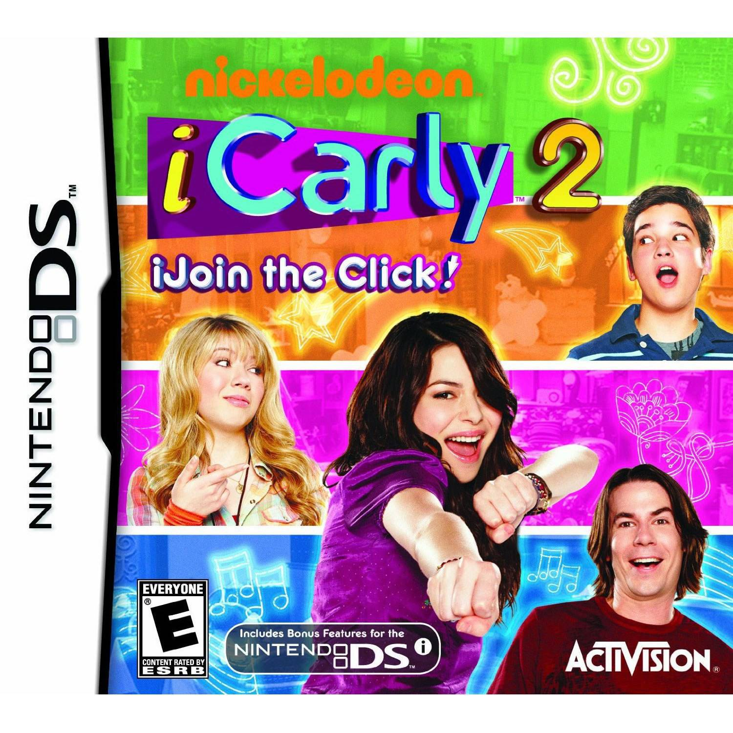 Icarly 2: Ijoin The Click (DS) - Pre-Owned