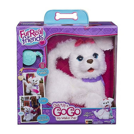 Friends Gem - FurReal Friends Get up and GoGo - My Walkin' Pup