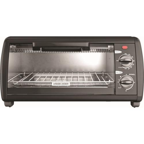 Black & Decker TO1412B 4-slice Toaster Oven
