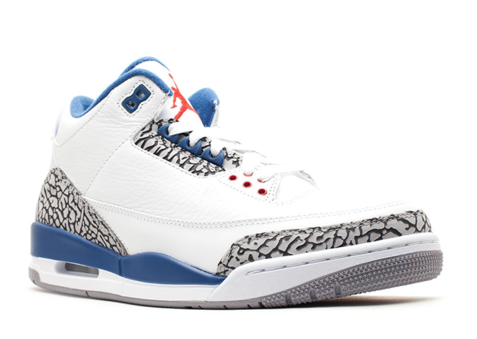 0e7fda1c1a49 Air Jordan - Men - Air Jordan 3 Retro  True Blue 2011 Release ...