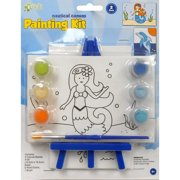 """CP Canvas Boards And Paints Kits 4""""x6"""" 2/Pkg-Nautical"""