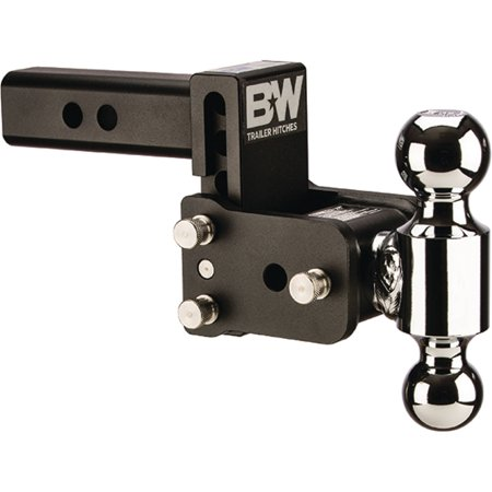 B&W Trailer Hitches Tow & Stow Receiver Hitch, Fits Standard 2