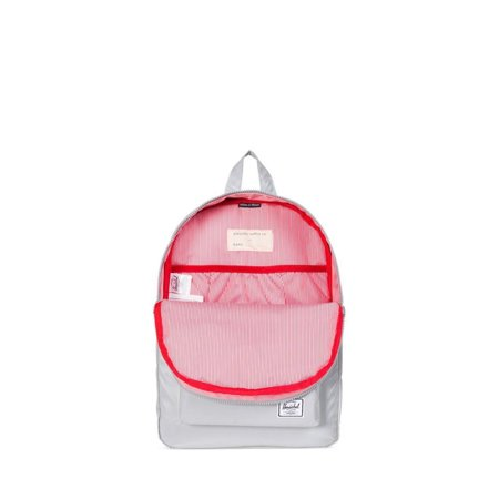 6ef44660006 Heritage Youth Silver Reflective School Backpack - Walmart.com