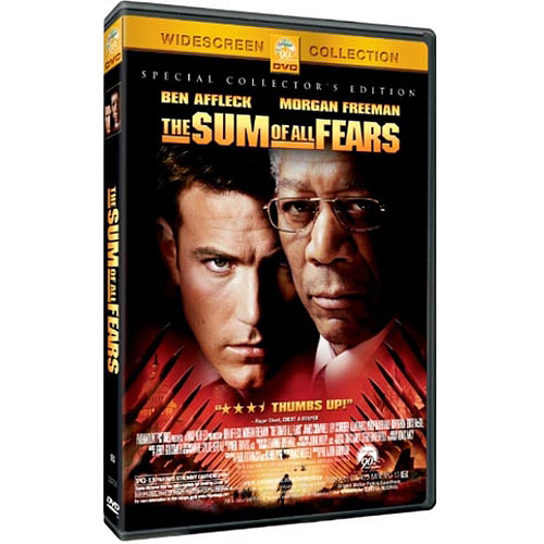 The Sum Of All Fears (Special Edition) (Widescreen)