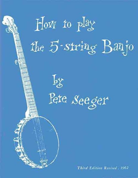 Click here to buy How to Play the 5-String Banjo : Third Edition by Music Sales.