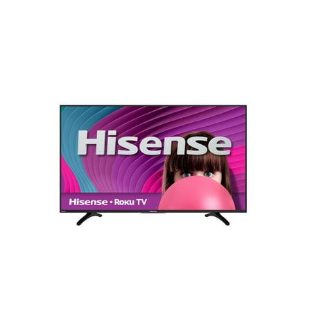 "Hisense 32H4C 32"" Class Roku Series - HD, Smart, LED TV - 720p, 60Hz"