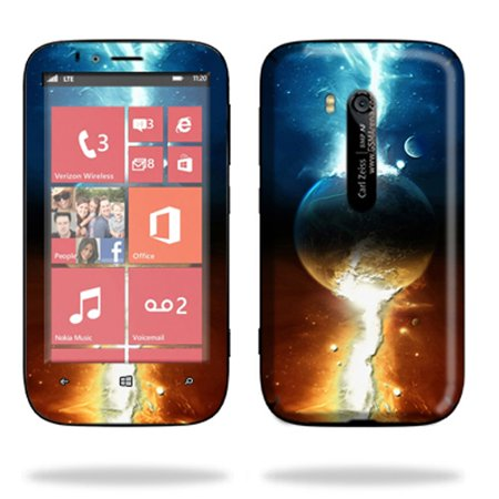 Skin Decal Wrap For Nokia Lumia 822 Cell Phone Sci Fi