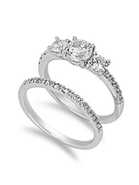6568bf15aedf Product Image Sterling Silver Custom Engagement Ring ( Sizes 4 5 6 7 8 9 10  11 12