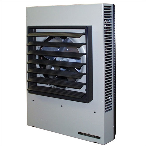 TPI 341,000 BTU Wall Insert Electric Fan Heater with Thermostat
