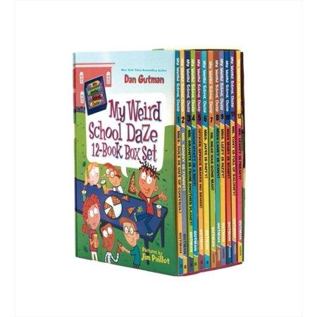 My Weird School Daze 12 Book Box Set  Books 1 12