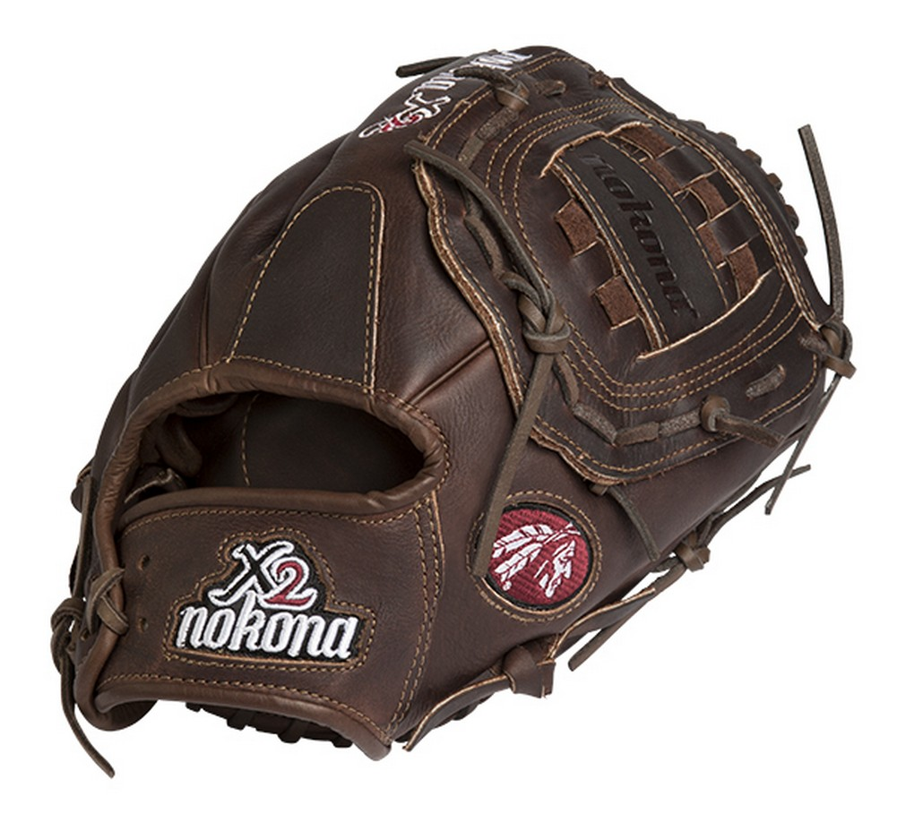 "Nokona X2 Elite Stampede Fastpitch Softball Glove 13"" Clo..."