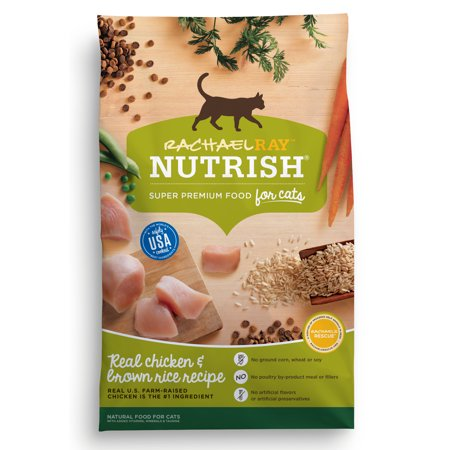 Nutrish Natural Chicken Brown Rice Recipe Dry Food