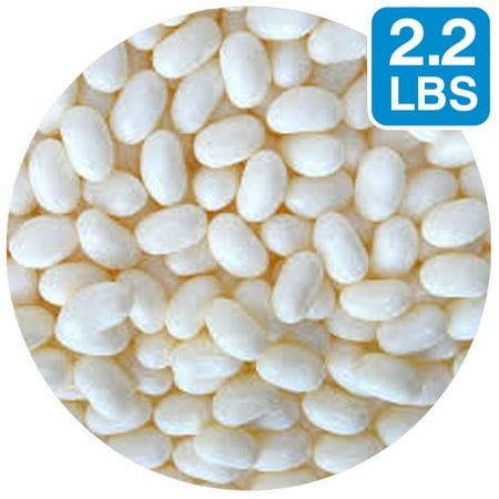 Jelly Beans: White Coconut (2.2lbs Bag) - Yellow Jelly Beans