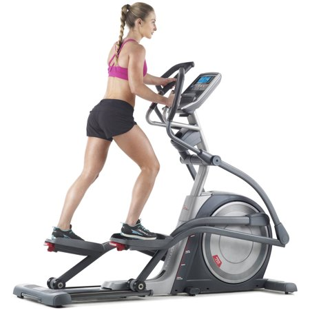 Freemotion 645 Commercial Grade Elliptical with Adjustable Incline