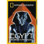 National Geographic Egypt-Secrets of the Pharaoh [DVD] by TIME WARNER