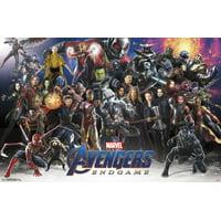 Avengers: Endgame - Lineup Poster