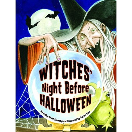 Witches' Night Before Halloween](Good Witch Halloween Schedule)