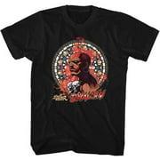 Street Fighter Men's  Dhalsim Slim Fit T-shirt Black