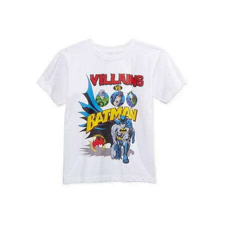 Warner Brothers Boys Batman Villians Graphic T-Shirt - Batman Girl Villians