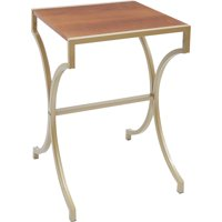Deals on Better Homes & Gardens Willow Metal Accent Table