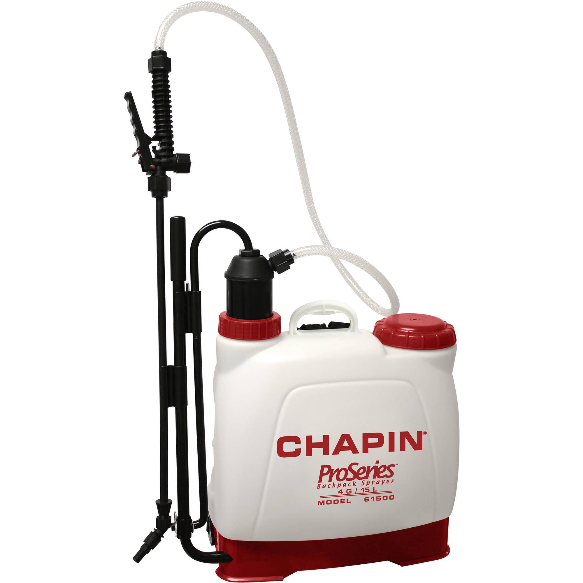 Chapin 61500 4-Gallon Euro Style Backpack Sprayer